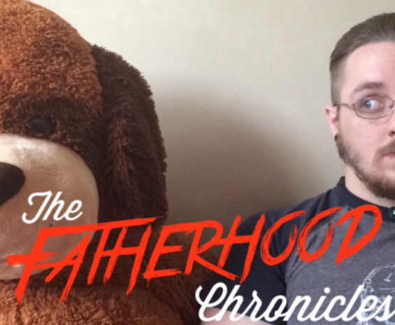 "Pre-Order ""The Fatherhood Chronicles""!"