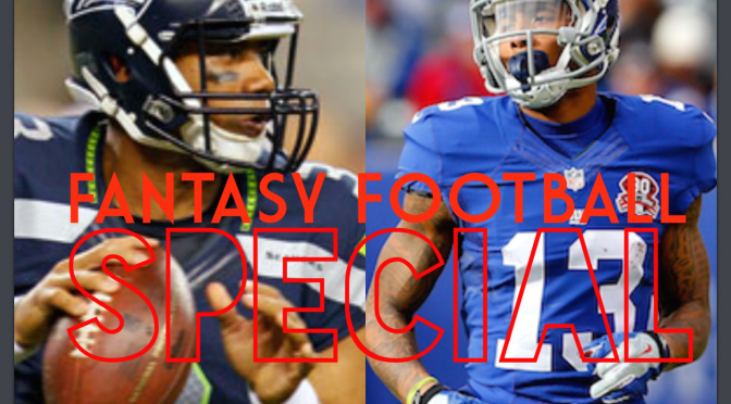 Fantasy Football 2015 Special: Episode 1