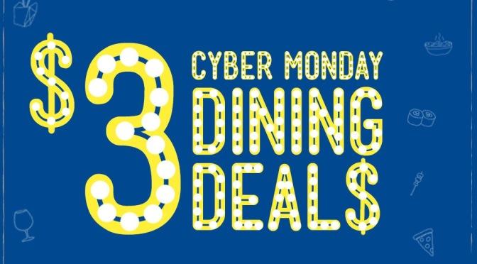 Restaurant.com! A Cyber Monday Special!