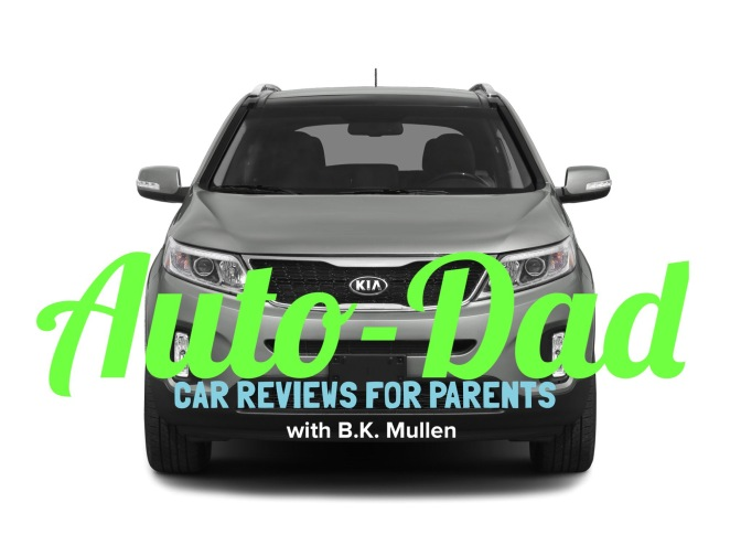 Auto-Dad: The Kia Sorento!