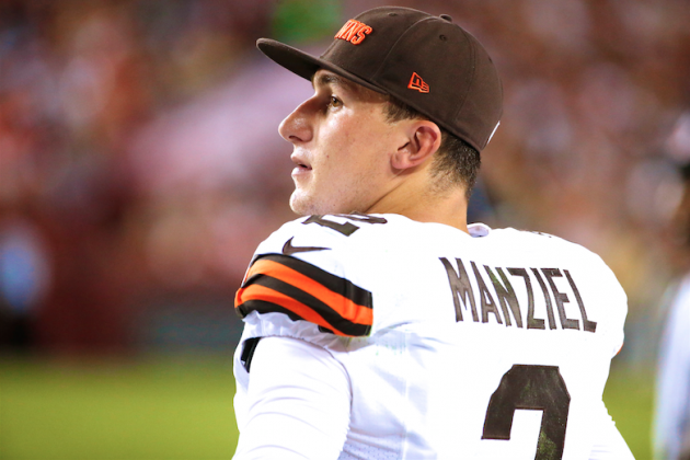 Johnny Manziel, Depression and The Ignorance of The NFL
